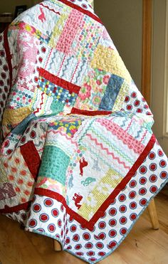 possible quilt for girl
