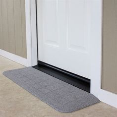 SafePath™ BigHorn Plastic Polymer Threshold Ramp - ADA Compliant
