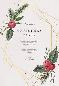 Christmas Dinner Invitation Template - 35 Christmas Dinner Invitation Template , top 10 Christmas Party Invitations Templates Designs for Free Christmas Invitation Templates, Christmas Dinner Invitation, Dinner Invitation Template, Christmas Party Invitations, Christmas Templates, Free Christmas Printables, Xmas Party, Invitation Cards, Diy Christmas Party Decorations