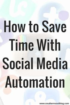I'm going to share with you the importance of social media automation as well as some tools you can use to help you get all set up and save you time.