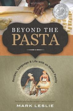 Beyond The Pasta Book Review     www.pinchofnutmeg.com #TheCozyReadingSpot