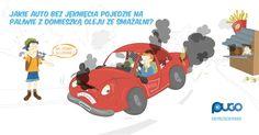 Optymalizacja kosztów paliwa wg pracownika ;) #MonitoringGPS daje lepsze możliwości #Paliwo #Benzyna #WyprzedzWypadek