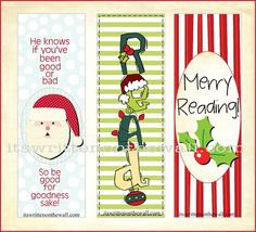 Free+Printable+Christmas+Bookmarks