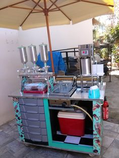 Food Cart Churros Gourmet\Tradicional