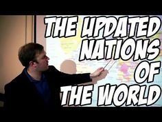 The Updated Nations of the World (Yakko's World 2.0) by Chocolate Ghost House & the Animaniacs - YouTube