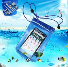 Find More Phone Bags & Cases Information about 1pcs New 2015 Essential in summer mobile phone bag for iphone 6 phone cases for samsung galaxy s6 water proof pouches for iphone,High Quality Phone Bags & Cases from WTC on Aliexpress.com