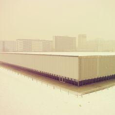 Winter in Berlin  by Matthias Heiderich