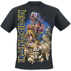 Somewhere Back In Time van Iron Maiden