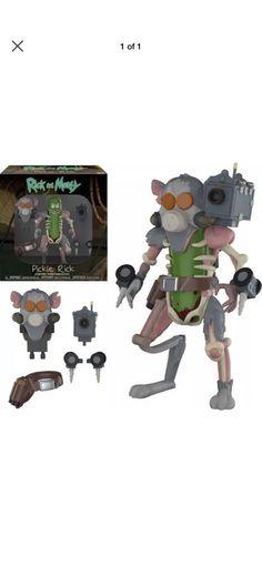 Funko Pop Animation: Rick /& Morty Multicolor Kiara Toy