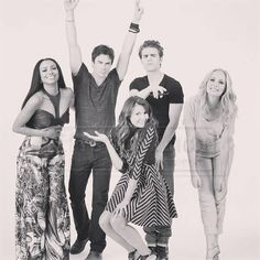 The Vampire Diaries' Cast | Oh my gosh, my idol!! So beautiful and so prefect.