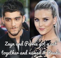Perrie edwards and zayn malik, one direction and little mix