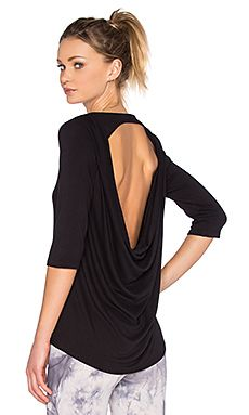 Shop for Blue Life Fit Open Back T Shirt in Black at REVOLVE. Free 2-3 day shipping and returns, 30 day price match guarantee.