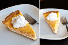 Perfect Pumpkin Pie Cheesecake - The Krazy Coupon Lady