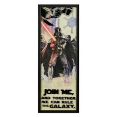 Rule the Galaxy Shadowbox | Kirklands