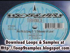 Phi Phi & Greg D. - L'Odyssey Of Love (Hard Sex Mix) (Bonzai Trance Classic)