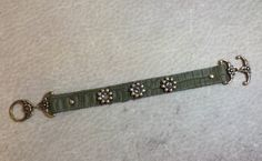 Made today at Funky Hannah's, Racine, WI by Bernhardt Leather Rivets, Personalized Items