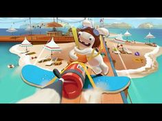 Rabbids Crazy Rush 1 2 3 4 5 6 7 IOS ANDROID Gameplay Trailer Video  201...