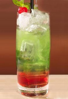 Drinque Red Green