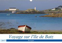 Voyage sur l'île de Batz - CALVENDO