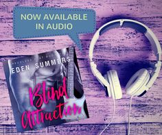 ♥Enter the #giveaway for a chance to win♥ StarAngels' Reviews: Audio Book Tour ♥ Blind Attraction by Eden Summers...