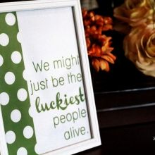 Luckiest People Alive Print St Patrick's Day Peppermint Patty Favor Free sweet Printables ishareprintables.com  #freeprintables #stpatricksday #ishareprintables