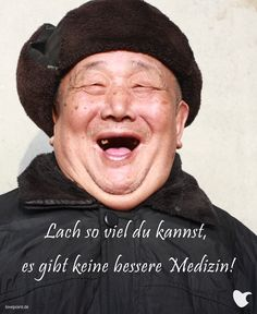 Lach so viel du kannst, es gibt keine bessere Medizin!  lovepoint.de