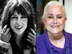 Grace Slick of Jefferson Starship