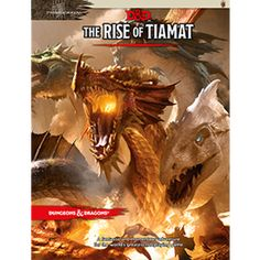 The Rise of Tiamat Online Supplement (Free PDF)