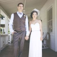 Country Vintage Wedding by Emily Blake Photography - The Wedding Chicks