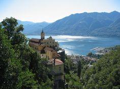 Isla Bella/ Lago Maggiore/Stressa Italy
