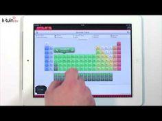 #app #ipad #Mid #Elemints #Periodic #Table encuentra toda la información sobre los elementos de la tabla periódica.