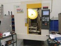 Centro de mecanizado de ocasion: Centro mecanizado ocasión FANUC ROBODRILL T21iD