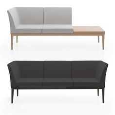 Stockholm is a versatile seating with a crisp aesthetic. Stockholm is an elegant family that sit perfectly alone or together to create a setting unique to your space. Sofa, Couch, Settee, Stockholm, Your Space, Dining Bench, Chair, Elegant, Crisp
