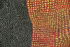 Britta Lincoln | Untitled (2014). Embroidery