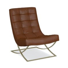 Williams-Sonoma's home furniture sale offers an exceptional value on beautiful home décor and furniture. Find home decor on sale at Williams-Sonoma. Bauhaus Design, Frame Crafts, Barcelona Chair, White Gloves, Custom Leather, Williams Sonoma, Furniture Sale, Accent Chairs, Upholstery