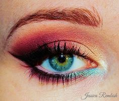 Under The Sea – Makeup Geek - by Jessica Rembish @ohsojess