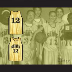 3528c642a425 Stephen Curry 12 Queensway Christian College Saints Toronto Basketball  Jersey