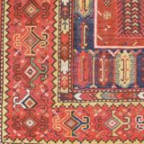 tappeto melas - TAPPETI TURCHI E TURCOMANNI ANTICHI - provenienza: TURCHIA