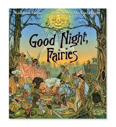Good Night, Fairies Book