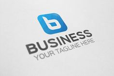 Business - B Letter Logo by Arslan on Creative Market