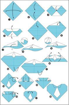 Vaderdag Knutsel Origami