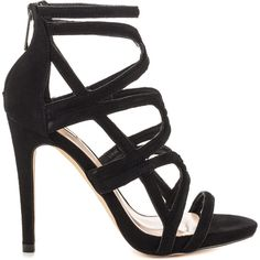 Black Open Toe Bootie Shoes At Jcpenny