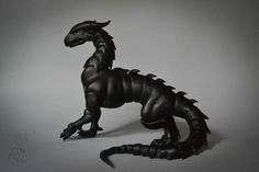 Dragons (hand made with ball joints so almost infinitely poseable).  Russian site/language.