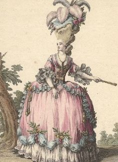 PHOTOS: Marie Antoinette's Craziest, Most Epic Hairstyles