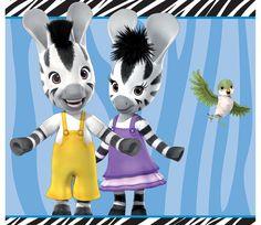 Disney HD Wallpapers: Zou  Elzee Zebra HD Wallpapers