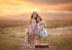 Beautiful Ukrainian Creates Whimsical Children's Portraits ^