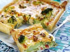Hungarian Recipes, Hungarian Food, Quiche, Pizza, Food And Drink, Sweets, Chicken, Cooking, Breakfast
