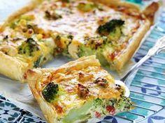 Csirkés, brokkolis, cukkinis quiche – A franciák kedvence | Nők Lapja