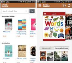 Amazon y Samsung anuncian Kindle para Samsung, una nueva tienda de eBooks para usuarios de dispositivos Samsung Galaxy, con millones de libros, revistas y periódicos, incluyendo 500 mil publicaciones exclusivas.