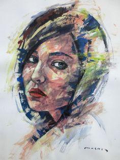 Donia Portrait, Masri Hayssam